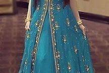 Suits from Sarees