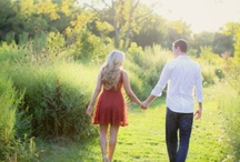 Engagement photo ideas / by Shelby Magers