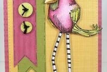 Katzelkraft Birds Cards