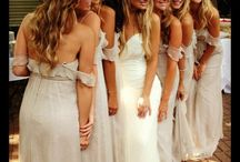 BABESMAIDS / Gorgeous dress ideas for your Babesmaids or bridesmaids