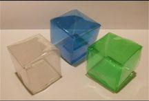 cajitas plasticas