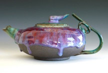 Pottery Wish List / I wish I had a house big enough for these creative lovelies! / by Wexford Treasures by Jan Schwarzer