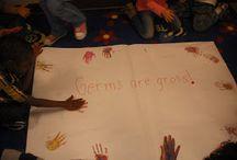 Germ activities