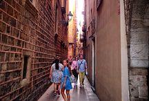 Barcelona / My trip on BCN