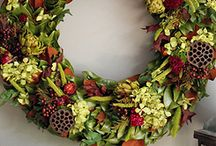 2016 Fall Harvest Collection / Please take a look at our beautiful selection of wreaths from our fall 2016 collection. These are sure to bring color and class to any room!