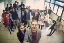 Instagram Incontro al liceo Flaminio di #vittorioveneto appena terminato! Ragazzi stupendi e tanti argomenti interessanti! :D