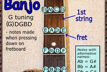 Banjo pickin'