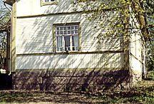 Vanhat talot, gamla hus, old houses