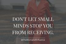 The Woman of Influence Quotes