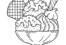 coloring pages 50 (cake)