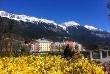 Springtime in Innsbruck
