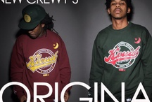 Kloud Clothing Crewy / by Jeffrey Saint-Fleur