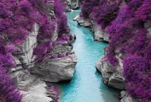 Coloured nature