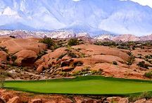 St. George Utah Golf packages / Margi has been coordinating golf packages for 15 years in St. George & Mesquite call 1-800-245-8602 to get the best rates  / by Clarion Suites St. George, Utah  Choice Hotels