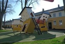 Lekepark / Inspirasjon til eksamen i Design&Arkitektur