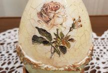 Αυγά Decoupage