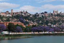 Antananarivo / Antananarivo la capital de Madagascar