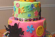 70s Cakes