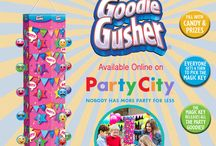 Goodie Gusher in Party City