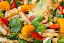 salad / by Uyen Nguyen Tran