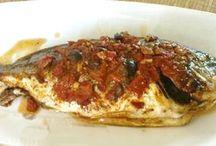 fish recipes / greek traditional food