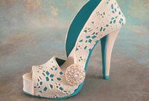 shoes fondant