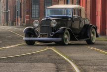 AMERICAN CLASSIC CARS / Old Classic American Cars