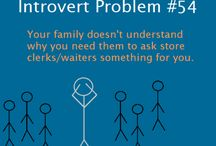 introvert!
