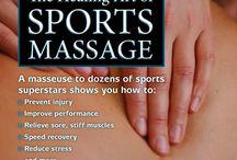 The Healing Art of Sports Massage / by Joan Johnson