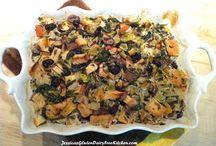 FOOD || healthy HOLIDAYS / by Tanya Morris