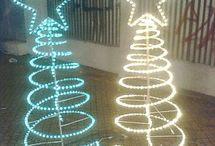 estructuras d navidad