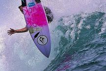 Surfing and Kiteboarding Inspirations