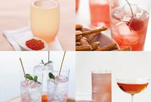 Food - Drinks / by Britta Swiderski