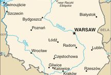 Poland geography / My pinterest is about Poland geography, map.