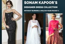 Get Sonam-ised with Fab Couture! / Get Sonam-ised with ‪#‎FabCouture‬ ‪#‎BollywoodCollection‬ ‪#‎DesignerFabric‬ ‪#‎DesignerDress‬ ‪#‎StyleDiva‬ ‪#‎SonamKapoor‬  http://wp.me/p6qlgO-4n