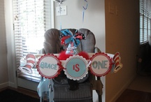 Dr. Seuss Party / by Angie Bailey