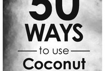 Coconut oil / by Kay Cox