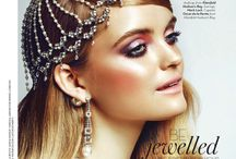 As Seen In / Publications where our jewellery has been featured.