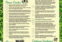 checklist gardener