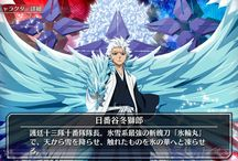Bleach Brave Souls  / There is my character colection on Bleach Brave Souls.