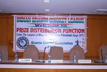 Gramin Cricket / Gramin cricket is an attempt to provide platform to youngsters from villages to pursue their passion for cricket.   Gramin cricket association of India (GCAI) is an orgnaization which is at the forefront for promoting cricket in villages of India.