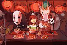 Gimme Ghibli / by Alberto Pita