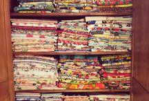 Donna Flower Vintage / Vintage Fabrics and Textiles
