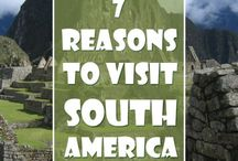 Travel - South America