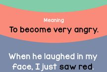 Idioms (another lingo)