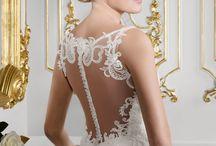 Coleção Poème de vestidos de noiva / Coleção de vestidos de noiva da Nova Noiva