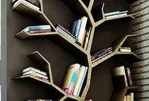 Za house -bookshelf