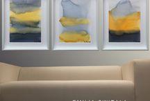 Storm Weather Paintings / www.etsy.com/shop/EmiliaSwitalaArtist, www.emiliaswitala.com, contact@emiliaswitala.com #art #artist #Painter #Contemporaryart #Contemporarypaintings #Contemporaryartist #Abstractart #Abstractpaintings #Largeartprints #Artprints #Artforinterior #Artforinteriors #artwork #Bilder #pinturas #painting #paintings #minimalart #minimalism #abstractexpressionism #colorfield #colorfulart #modernart #watercolor #acrylic