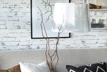 Interiørdetails / Bilder • hyller • etc