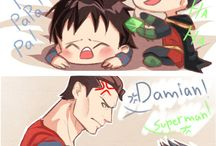 damian the little shit